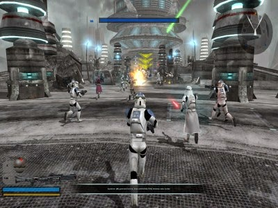 Star Wars Battlefront 2 Ps2 Iso Ntsc Juegos Para PlayStation 2