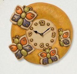 Orologi da parete thun idea regalo per for Orologio pendolo thun