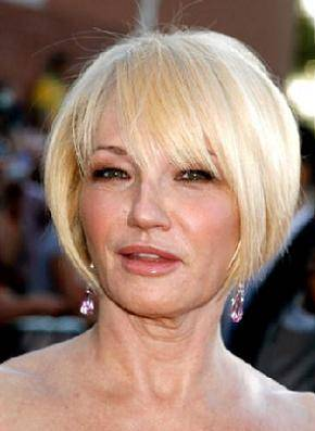 hairstyles for over 50