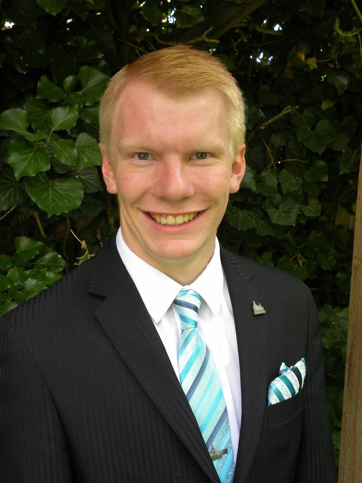 Elder Logan Joseph Draper
