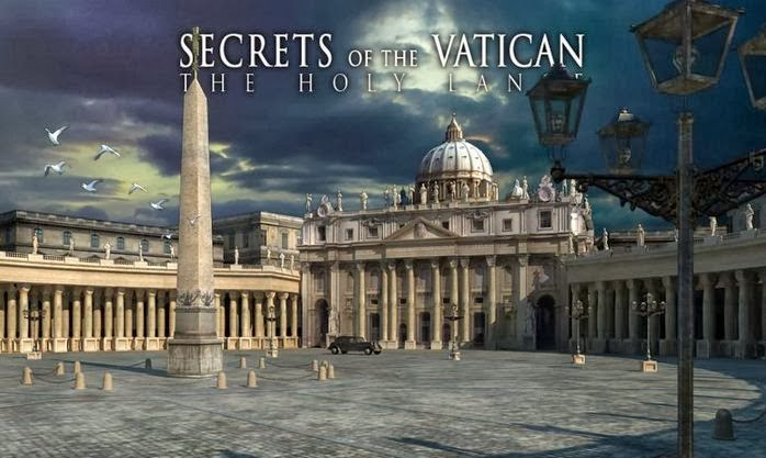 Secrets of the Vatican Church