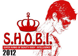 THE OFFICIAL LOGO OF S.H.O.B.I. 2012