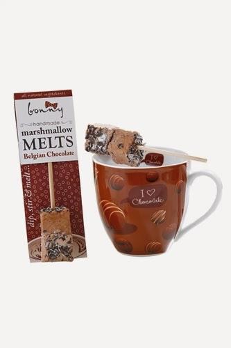 Mug & Belgian Chocolate Mellow Melts
