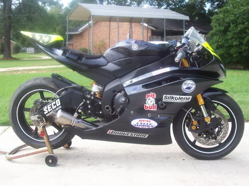 Hd animals yamaha r6 race bike for sale