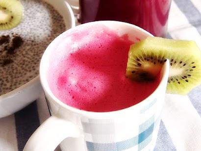 Click para mis recetas deliciosas y exquisitas de desayuno  RAW VEGAN