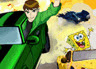 Ben 10 Alien and Heroes Knockout | Toptenjuegos.blogspot.com