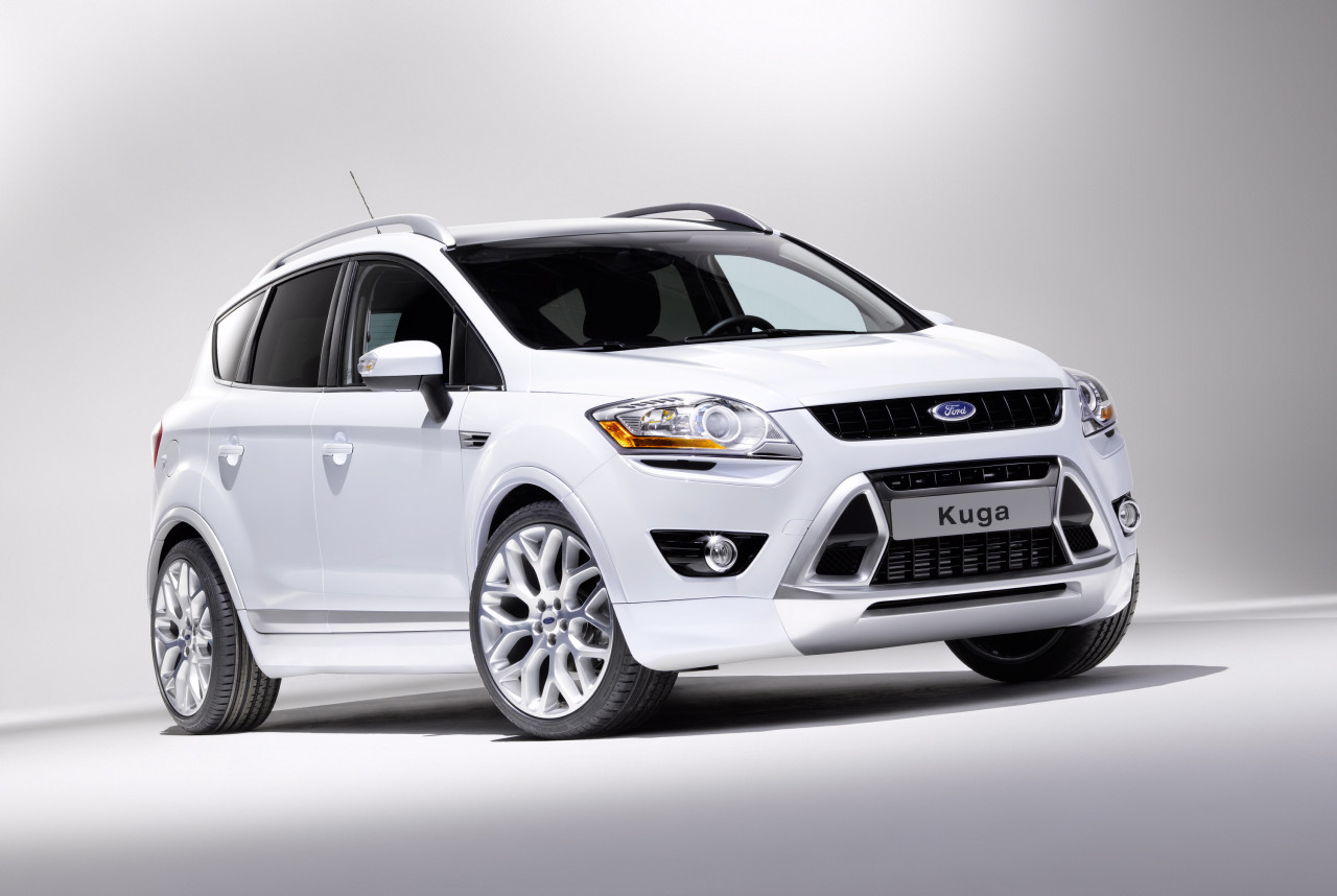 The top cars ever next generation of the kuga will be built at ford s plant in the u s