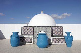 Estampa típica de Túnez
