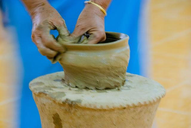 Nghệ thuật làm gốm ở làng Bàu Trúc, Ninh Thuận