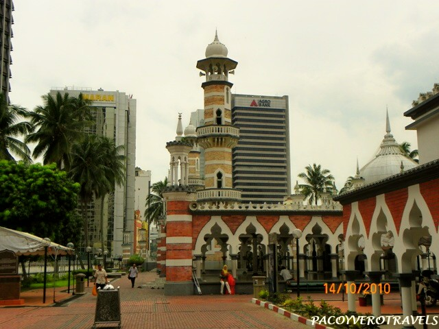 Mezquita Masjid Jamek