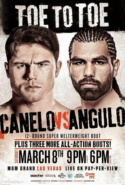 Watch Canelo Alvarez vs. Alfredo Angulo Live Stream