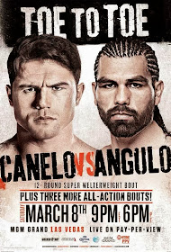 Canelo vs Angulo Fight