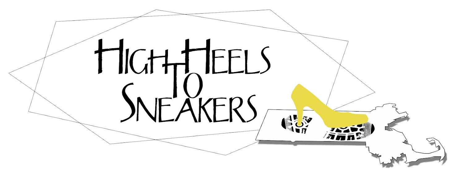 High Heels To Sneakers