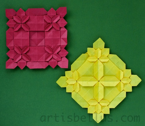 Hydrangea Tessellations By Shuzo Fujimoto