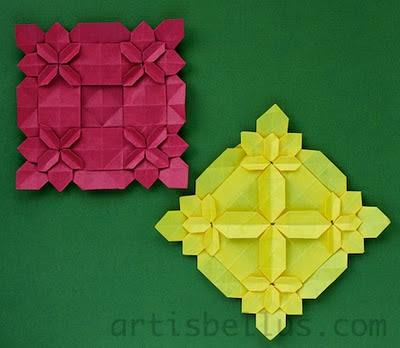 Hydrangea Tessellations, by Shuzo Fujimoto