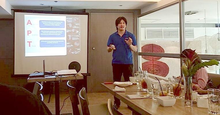 Trend Micro Philippines, Jay Yaneza