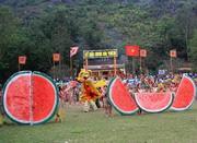 Lễ hội tại đền Mai An Tiêm
