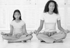 Melatih Konsentrasi Anak dengan Yoga