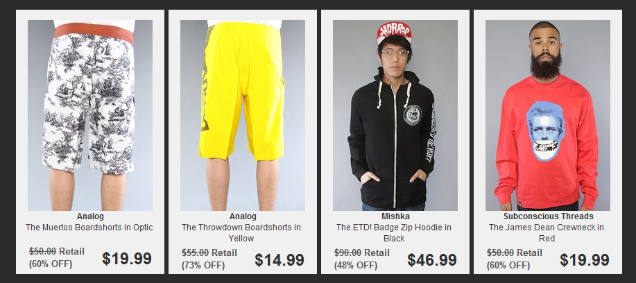 Dedicated to bring you the best karmaloop promo codes, free shipping codes, and rep code!