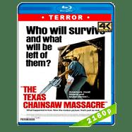 La matanza de Texas (1974) 4K UHD Audio Dual Latino-Ingles