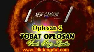 Paijo Londo - Tobat Oplosan 2
