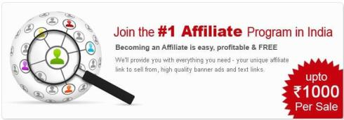 Join #1 Affiliate Program in India by HostingRaja - BloggingFunda
