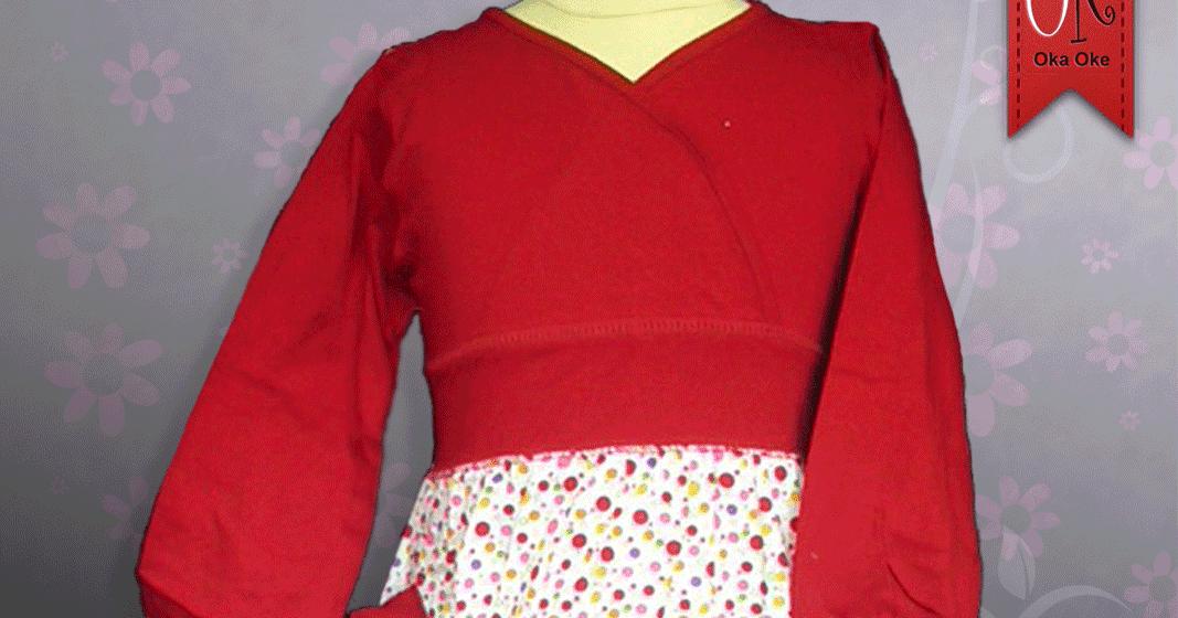 Baju Busana Muslim Anak 2013