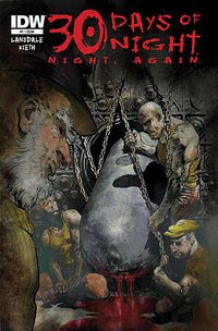 30 days of Night - Joe R. Lansdale - Sam Kieth