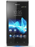 Price and specification of Sony Xperia J