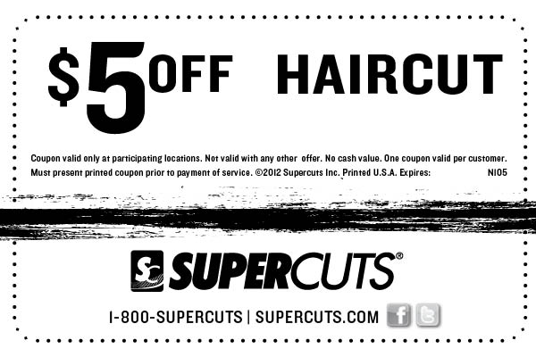 3 verified Supercuts coupons and promo codes as of Dec 2. Popular now: Keep Your Cut in the Spotlight! Check Out Supercuts Services Today. Trust osmhaber.ml for Haircuts savings.
