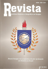 REVISTA DO IHGSE -             -      ISSN 1981-7347