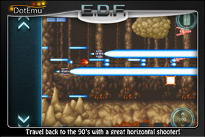 Earth Defense Force classic SNES shooter game lands on iPhone