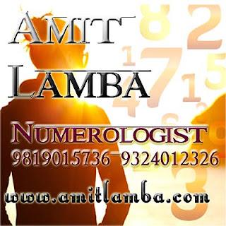 Numerologist Mumbai Bombay Numerology Expet