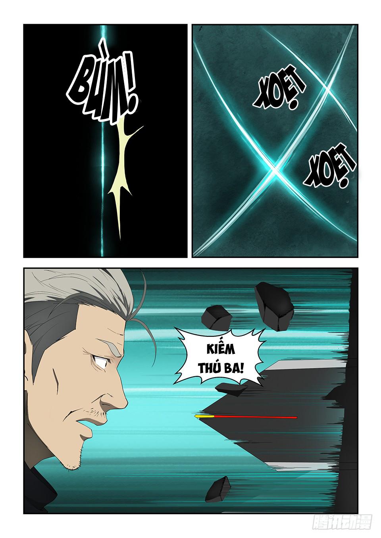 Kiếm Nghịch Thương Khung Chap 110 Upload bởi Truyentranhmoi.net