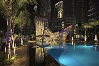 Singapur Arquitectura moderna