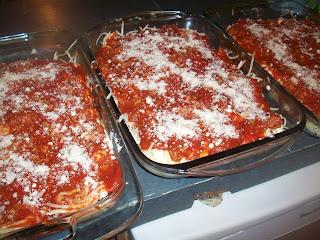Mega Meal Monday - Quick Lasagna