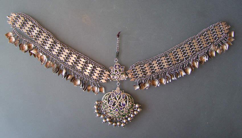 Local Style Tribal Jewelry Of Himachal Pradesh