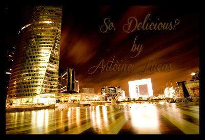 2012.11.20 - SO, DELICIOUS? BY ANTOINE LUCAS #38 So+La+Defense