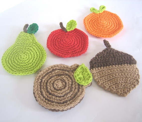 Crochet Patterns In Cotton : CROCHET N PLAY DESIGNS: New Crochet Pattern: Cotton Coasters