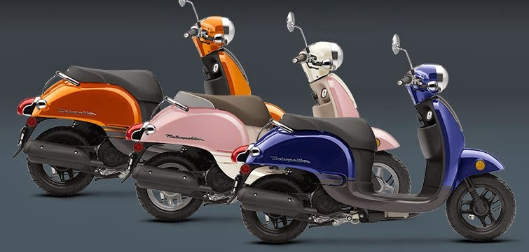Honda CHF 50 Metropolitan Latest Scooters Models