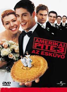 Amerikai Pite 3. - Az esküvő online (2003)