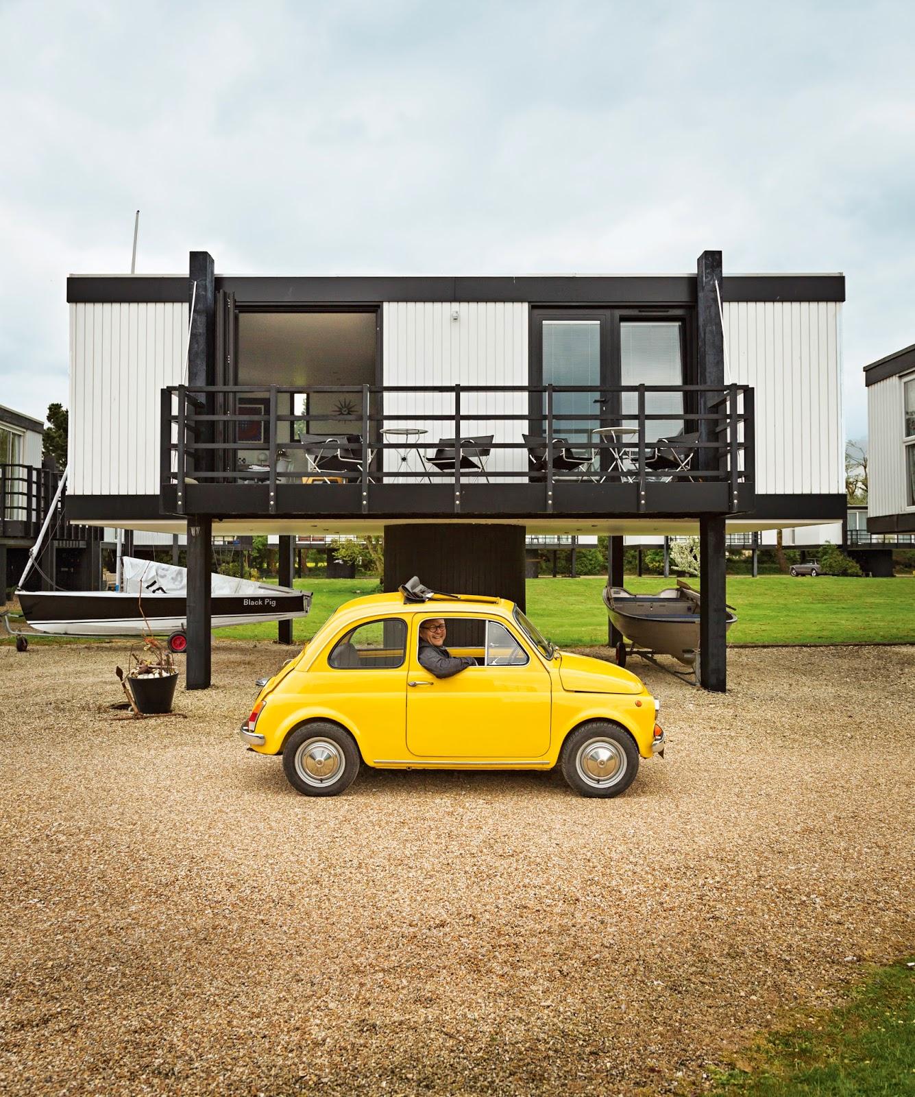 Strandhaus an der englischen Küste - der Wohntraium vieler!
