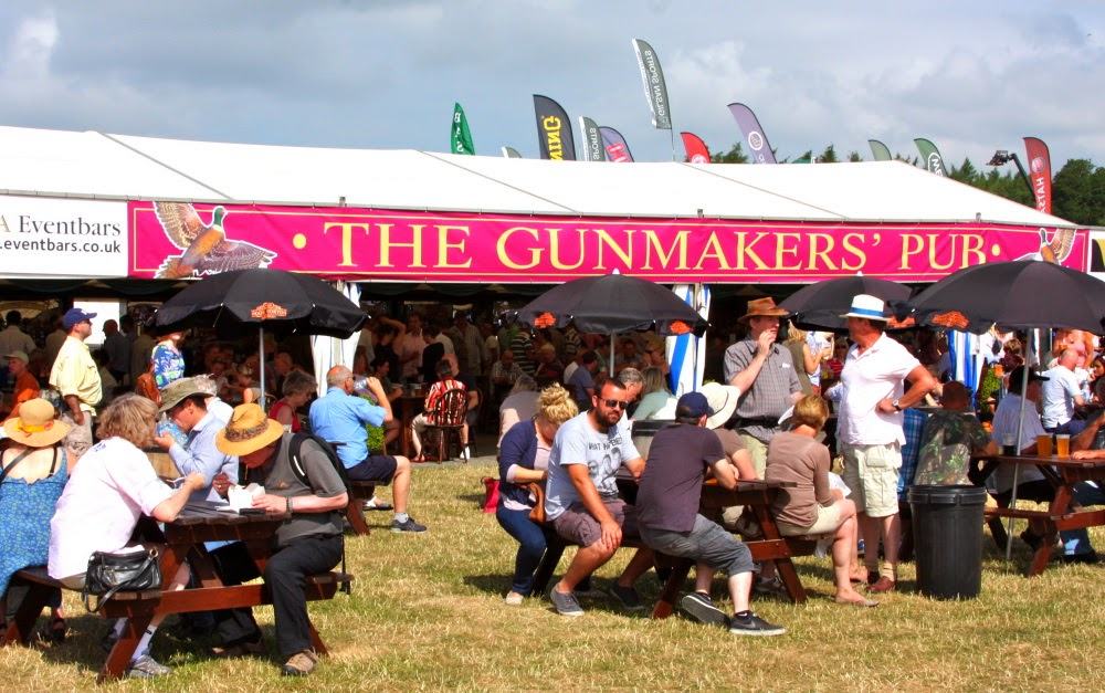 The Gunmakers' Pub - CLA Game Fair