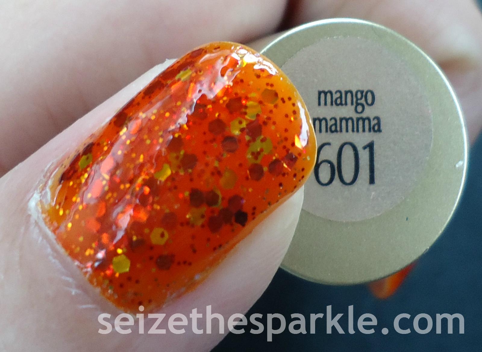L'Oreal 601 Mango Mamma