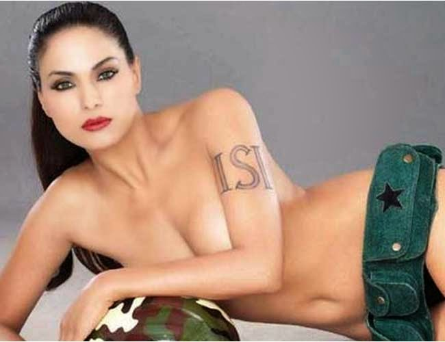 Veena Malik Pakistani HoT Actress Sent to 26 years in prison... from Pak Court..