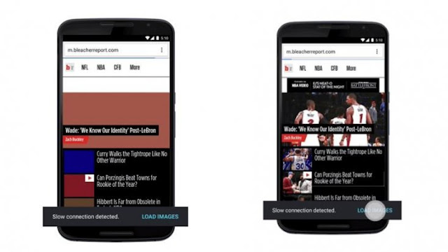 Google Chrome Untuk Andriod Kini Jimatkan Data Sehingga 70%