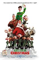 Arthur Christmas: Operación Regalo<br><span class='font12 dBlock'><i>(Arthur Christmas)</i></span>