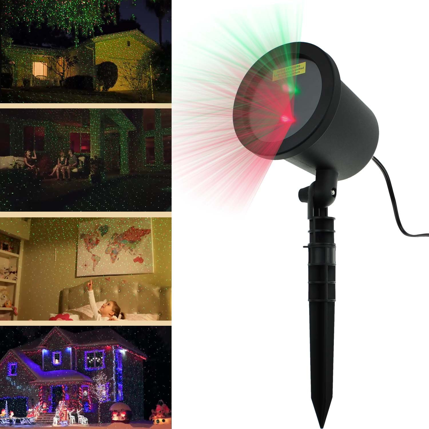 #987033 Not Just Another Southern Gal: Waterproof Red & Green Dual  6437 décoration noel laser 1500x1500 px @ aertt.com