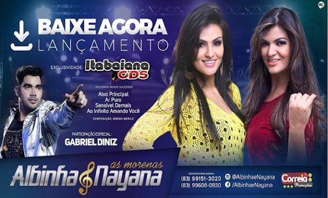 Albinha e Nayana - As Morenas