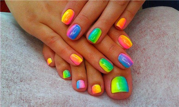 Summer acrylic nail designs gel nail art gel nail art designs gel nails art nail art gel prinsesfo Images